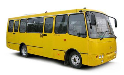 Автобус ISUZU (Богдан) (26 мест)
