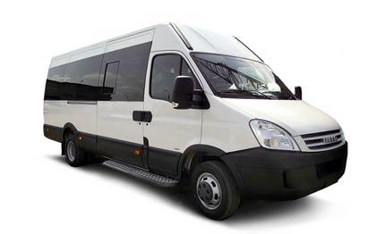 Микроавтобус Iveco (19 мест)