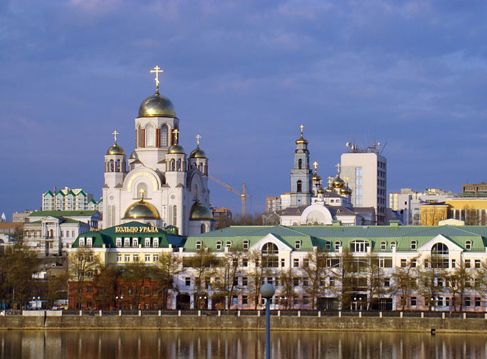 Обзорная экскурсия по Екатеринбургу