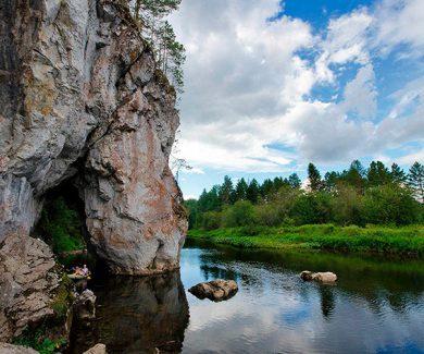 Экскурсия в Оленьи ручьи