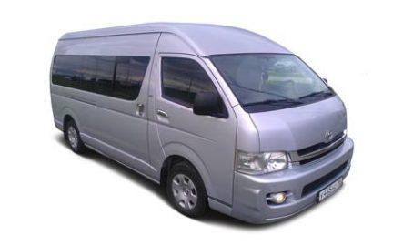 Микроавтобус Toyota Hayes (14 мест)