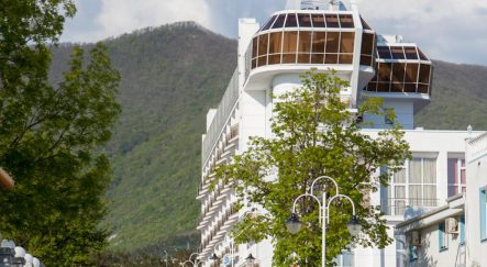 Отель Kompass Hotels Cruise Gelendzhik