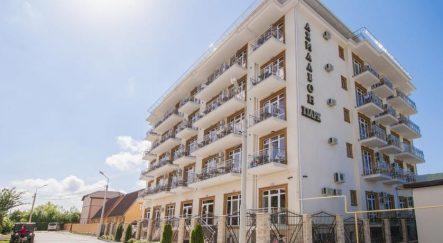 Отель Ахиллеон