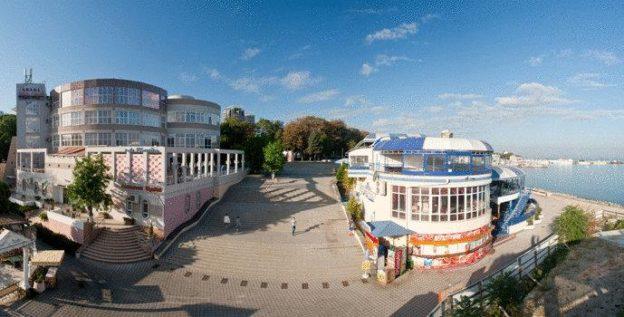 парк отель Анапа