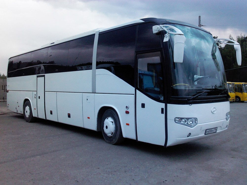 Автобус Higer (50 мест)