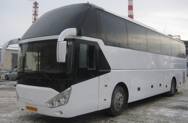 автобус неоплан-50 фото