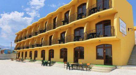 Отель «Карамель»