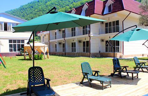 Отель «Царская Аллея»