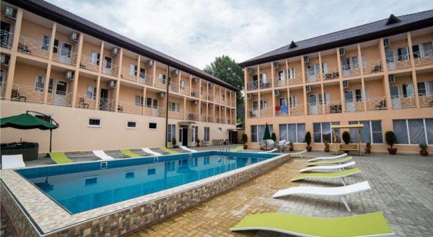 Отель ВиВа Мария