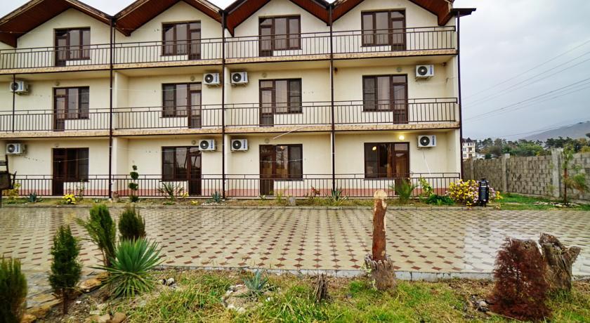 Отель «Резиденция Апсны»