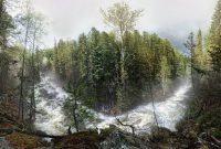Тур на Жигаланские водопады: Горы и водопады Северного Урала