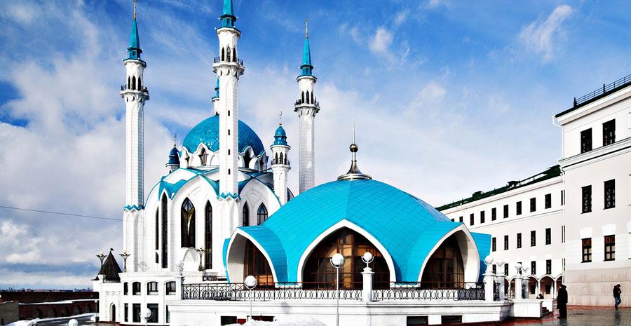 Еженедельный сборный тур в Казань: