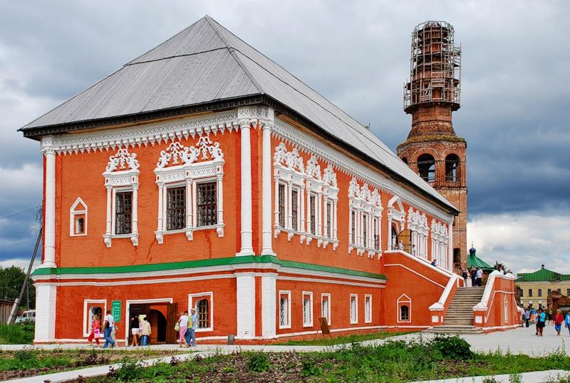 Тур выходного дня в Чердынь + Соликамск и Усолье