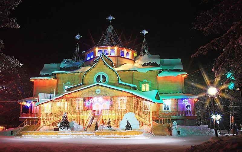 Новогодние туры в Великий Устюг
