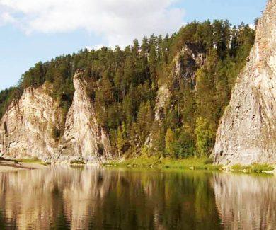 Сплав по реке Серга