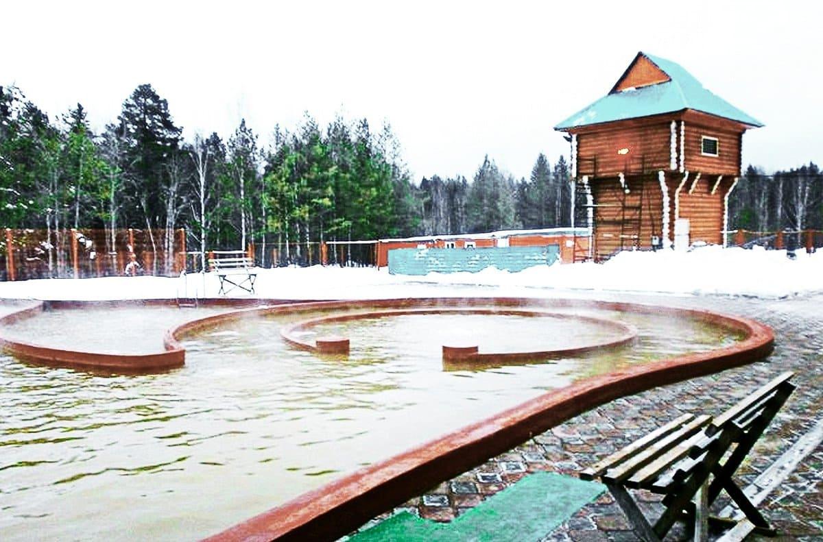 Туринск горячий источник