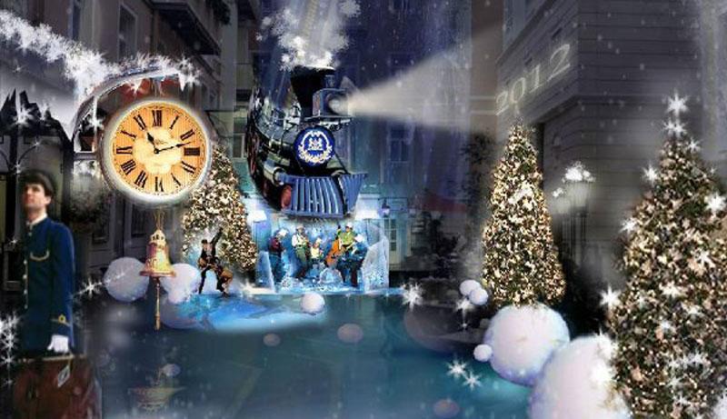 Новогодние туры к Деду Морозу во Владимир и Суздаль
