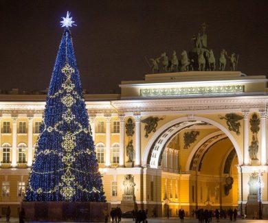 Новогодний Санкт-Петербург (5 дней / 4 ночи)