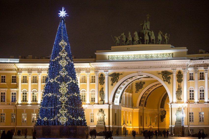 Туры Новогодний Санкт-Петербург