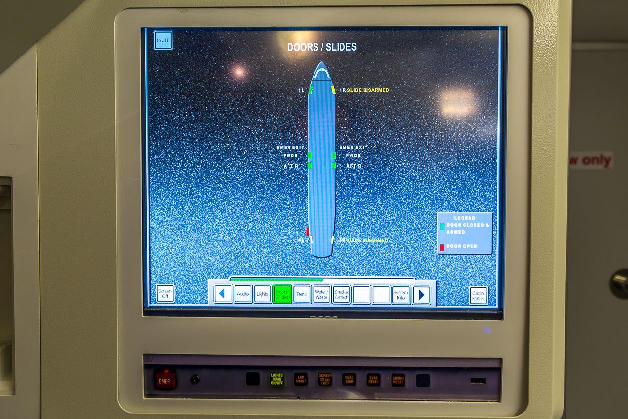 Экскурсия в учебный центр гражданской авиации на тренировку