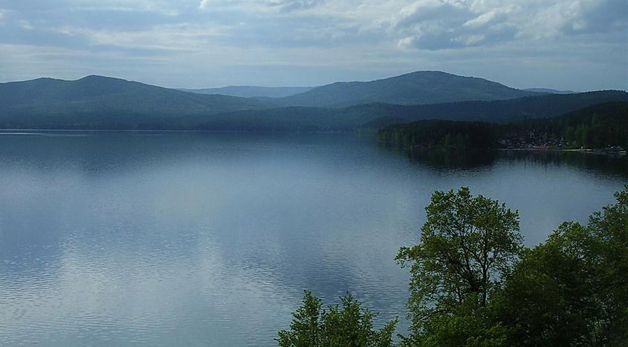 Тур на Челябинские озёра и