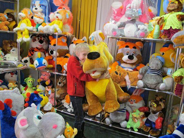 Фабрика мягкой игрушки Екатеринбург