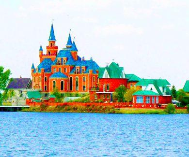 Тур выходного дня в Ялуторовск