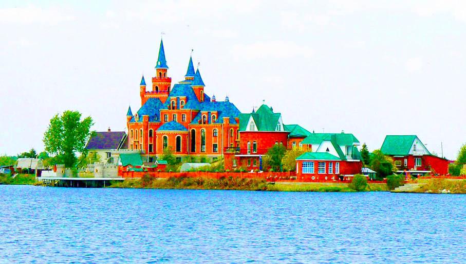 Тур в Ялуторовск