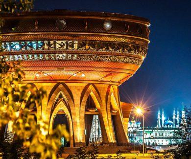 Туры в Казань из Екатеринбурга «Осенние краски Казани»