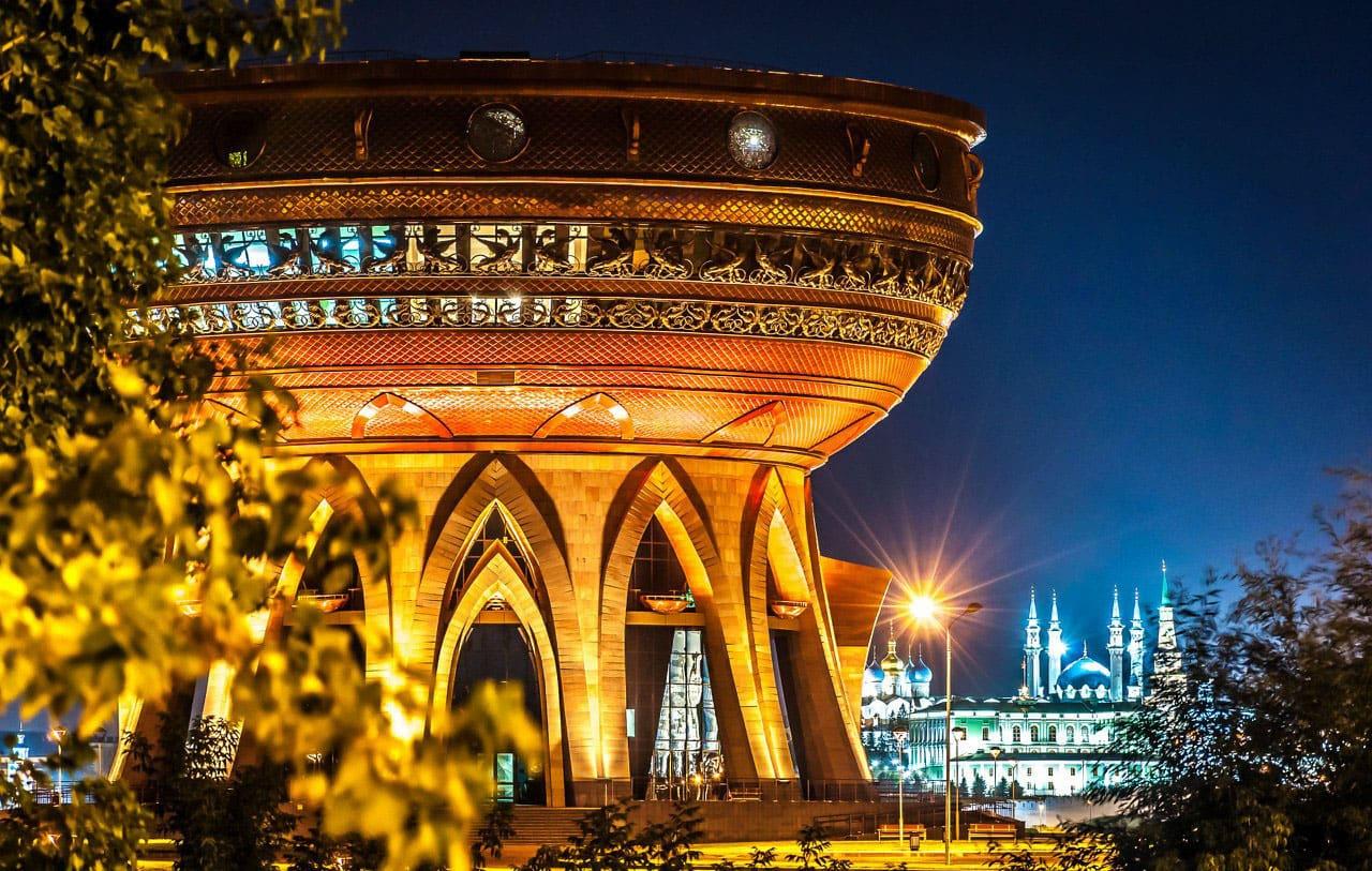 Тур выходного дня в Казань «Осенние краски Казани»