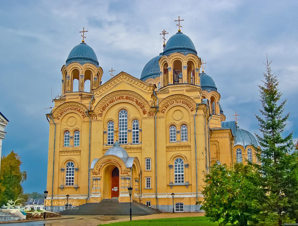 Женский монастырь Покрова Пресвятой Богородицы,