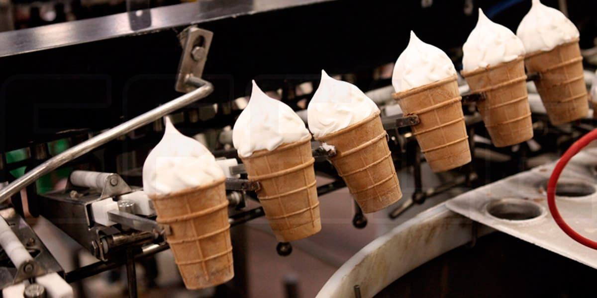 Школьный тур на фабрику мороженого