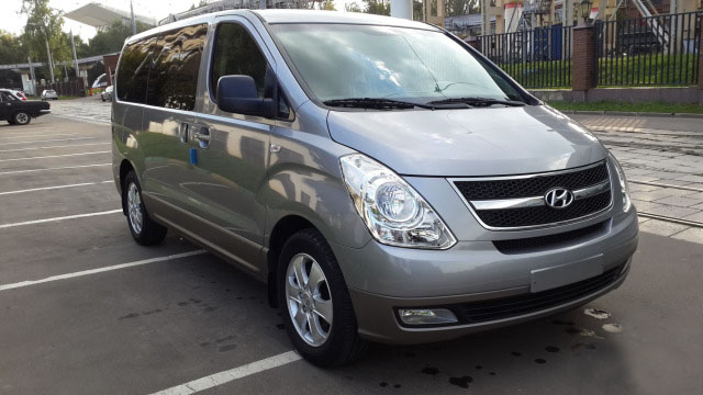 Микроавтобус Hyundai Grand Starex  7-8 мест