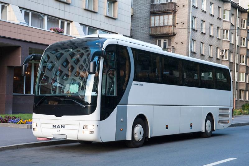Автобус МАН (MAN) 50 мест