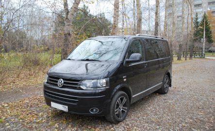 Микроавтобус Volkswagen Caravelle  (7 мест)