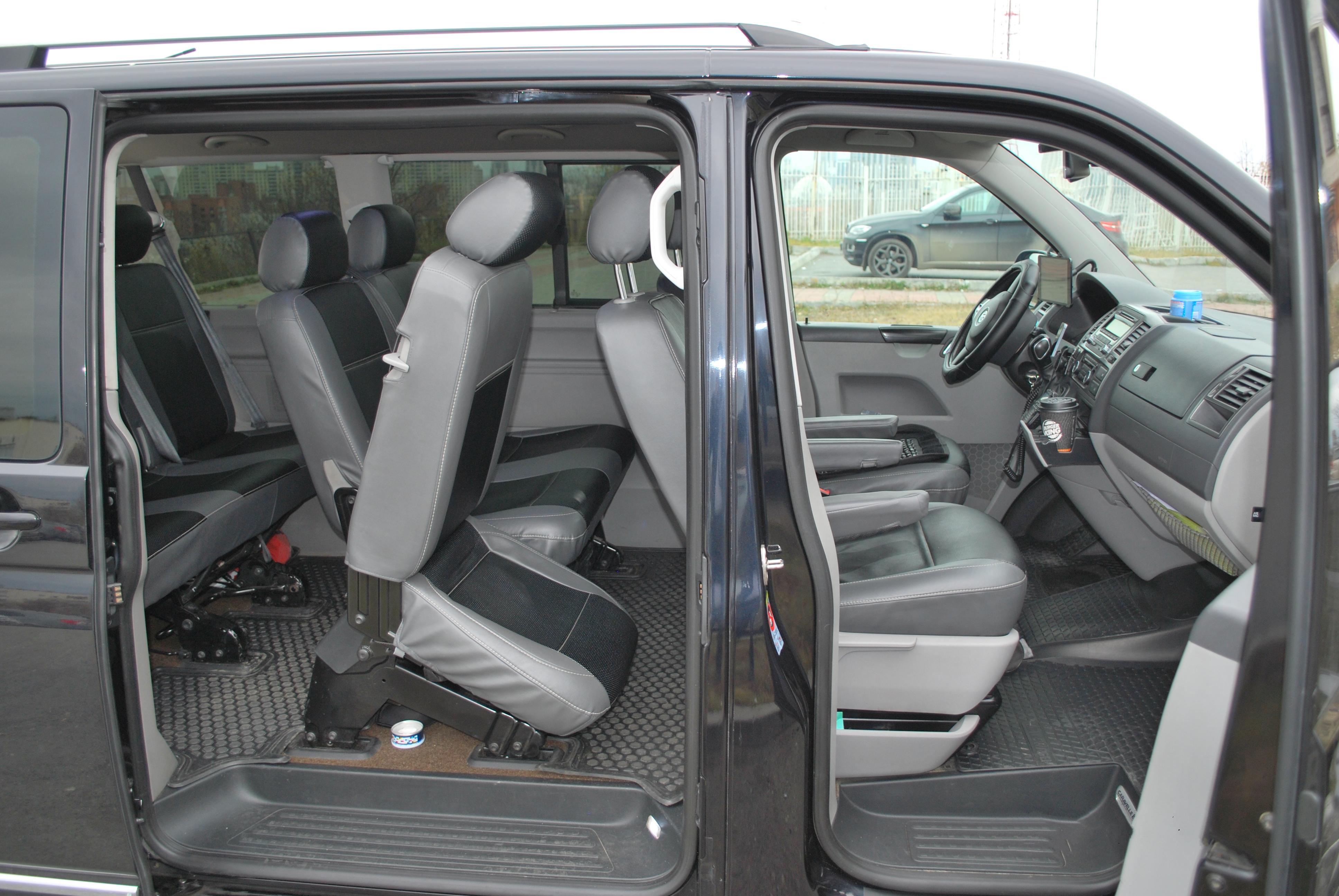 Volkswagen Caravelle Park