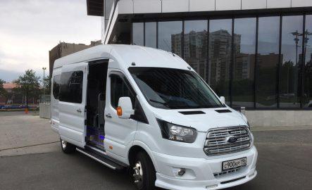 Микроавтобус Ford Transit, VIP, 17 мест
