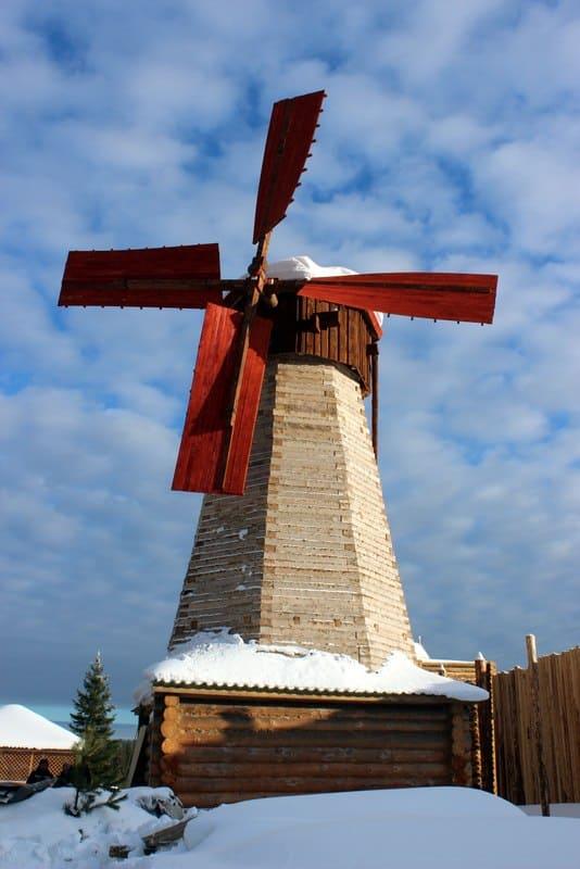 татарская слобода мельница