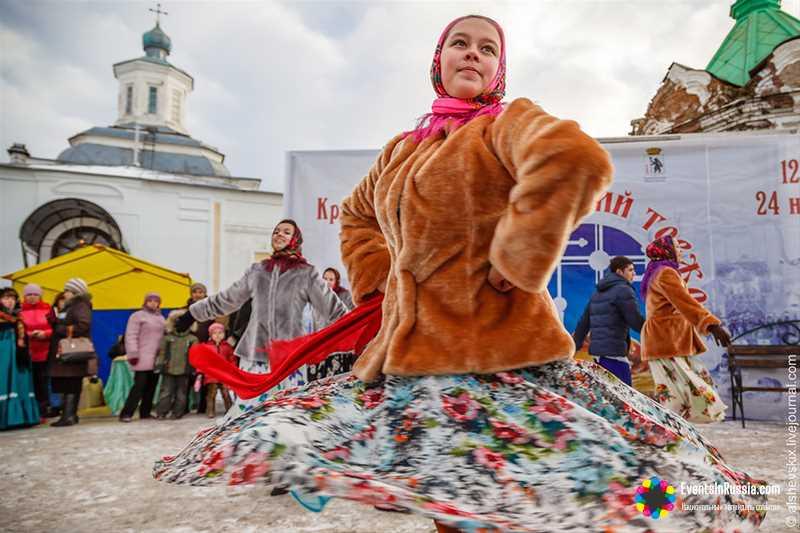 Экскурсия Верхотурье + Меркушино и Ярмарка «Красногорский торжок»