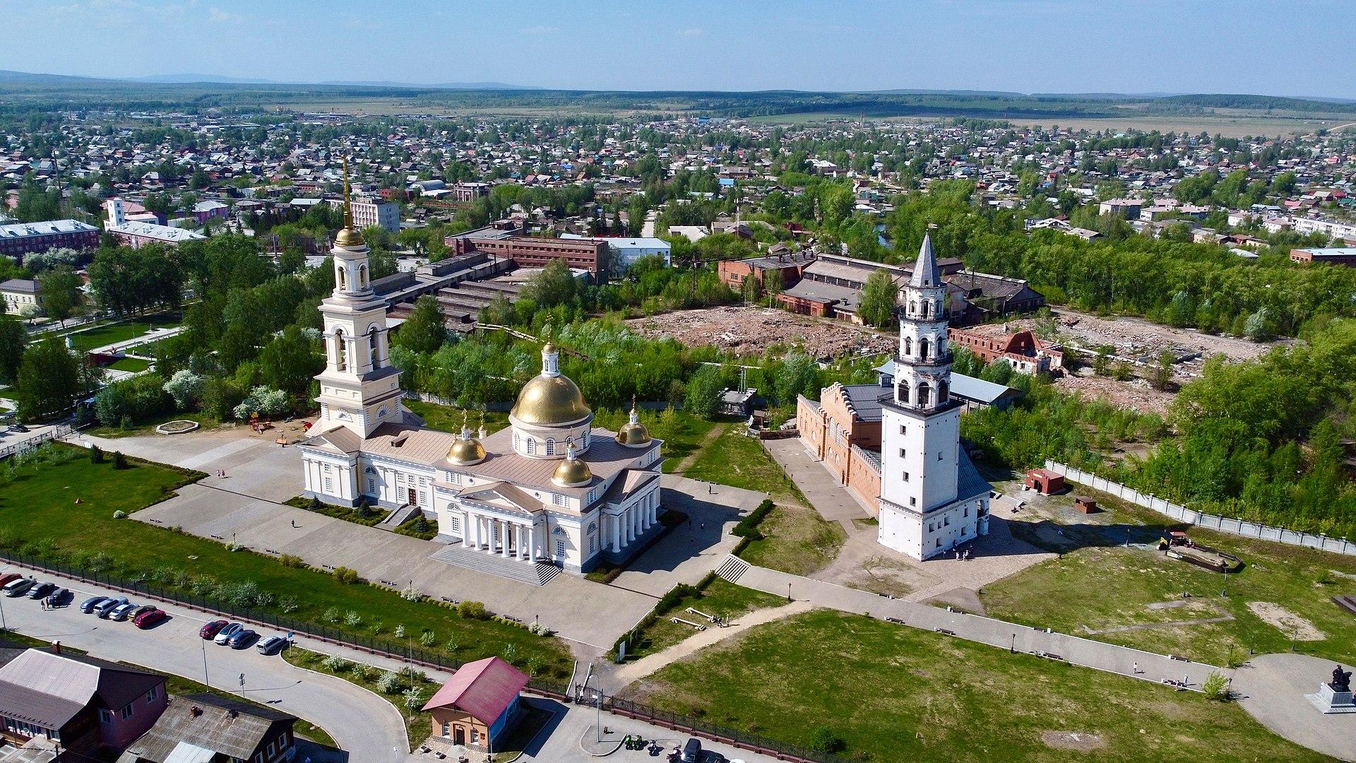 Экскурсия Невьянск Начало промышленной империи династии Демидовых!