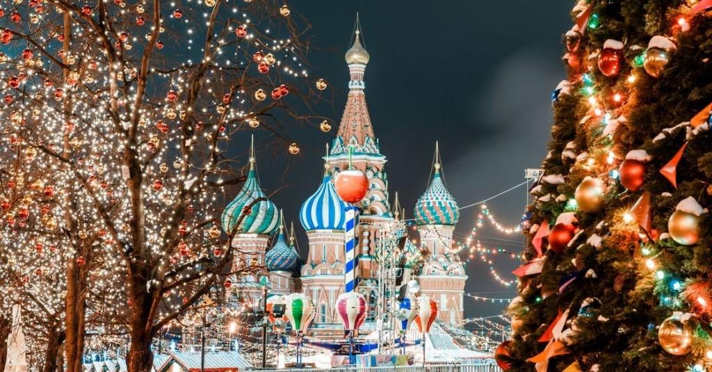 Развлечения новогодней Москвы 2019