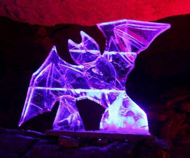 Кунгур + ледяная пещера лазерное шоу в пещере