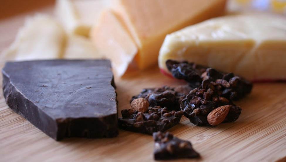 Шоколадная мастерская и сыроварня