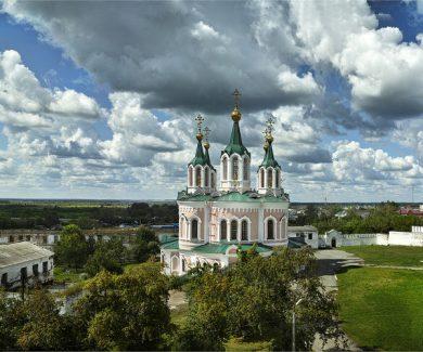 Атобусный тур в Далматово+ Шадринск+ Чимеево
