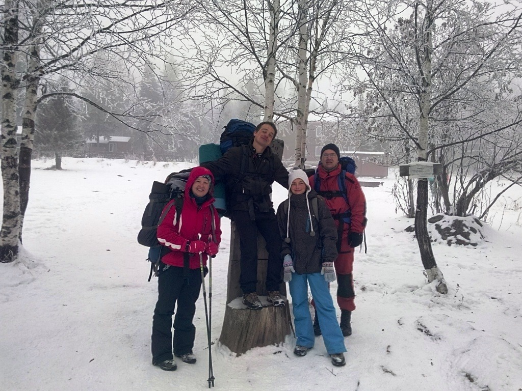 Пеший поход в парк Таганай