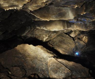 Поход в Катниковскую пещеру