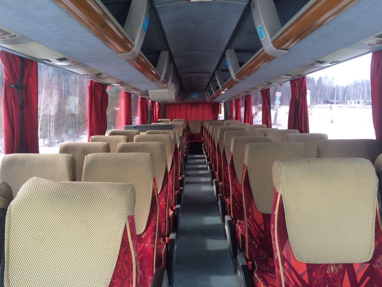 Заказать Автобус МАН