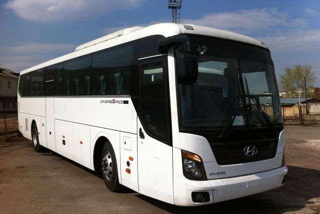 Автобус Hyundai Universe (Хендай Юниверс)