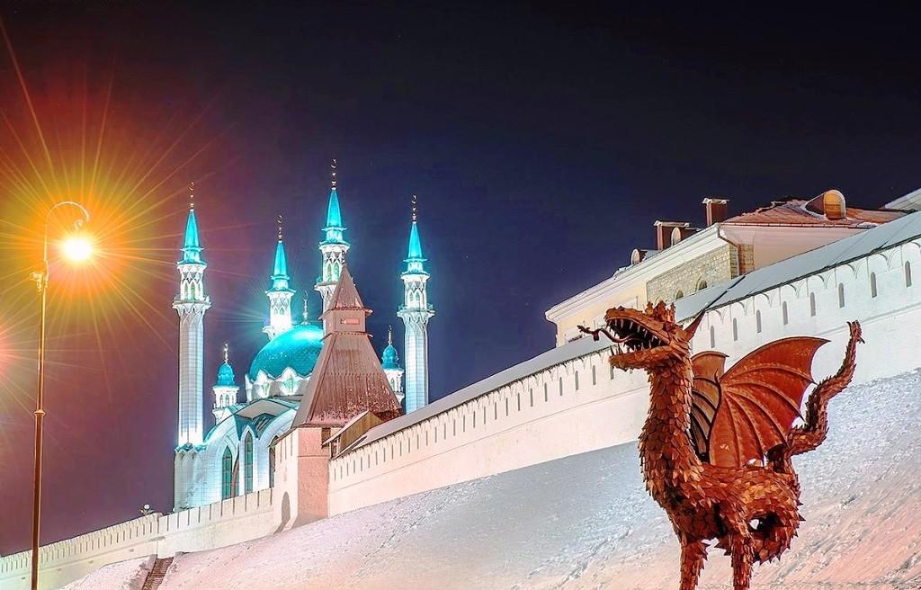 Рождественский Гранд тур 2020 МАРИЙ ЭЛ + ТАТАРСТАН