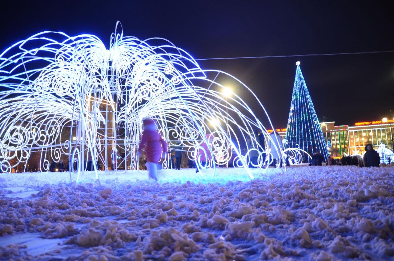Новогодние каникулы в Нур-Султане (Астана) 2020